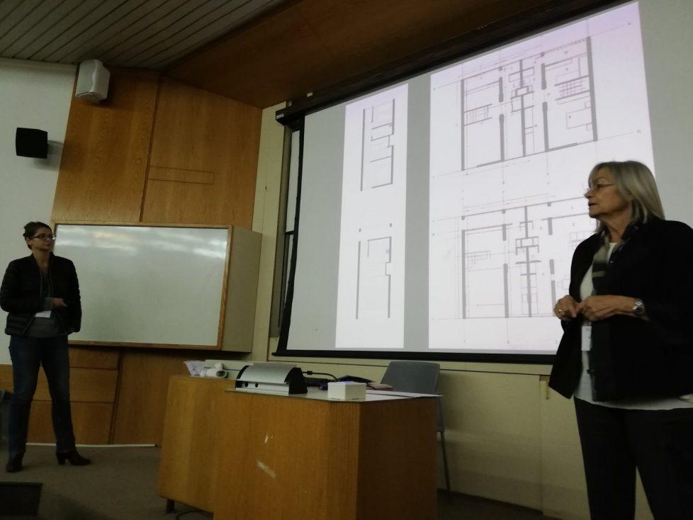 Teresa Rovira and Carla Herrera presentation