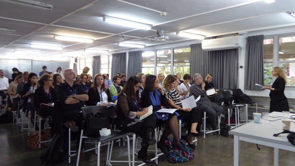 Yael Allweil - presentation