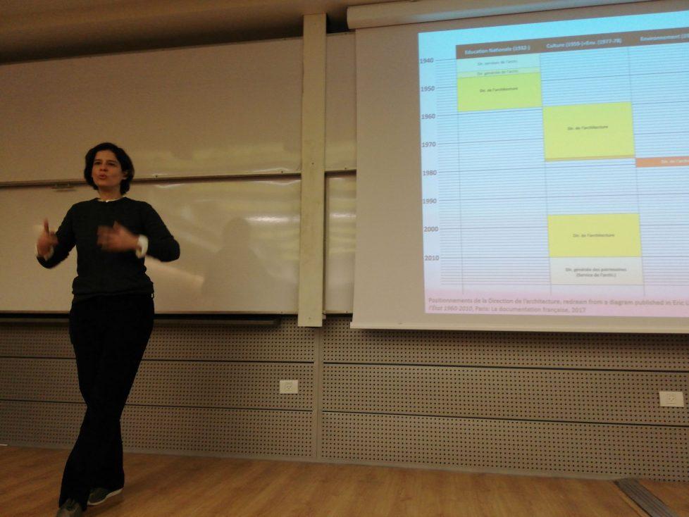 Sandra Parvu - keynote lecture