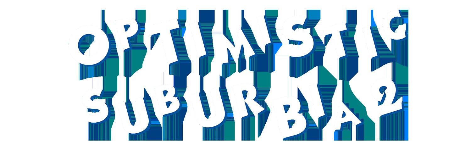 optimistic suburbia2 conference logo