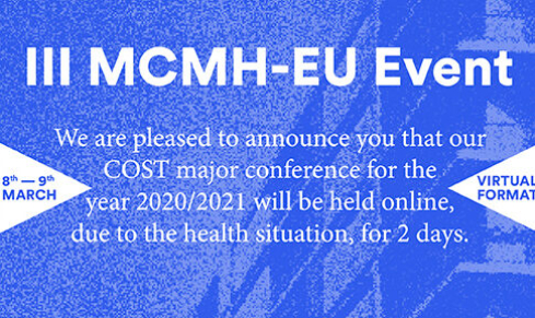 III MCMH-EU Event – VIRTUAL 8TH/9TH MARCH
