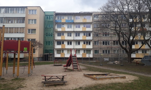 Policy Interventions of Large Housing Estates in the Baltics | STSM